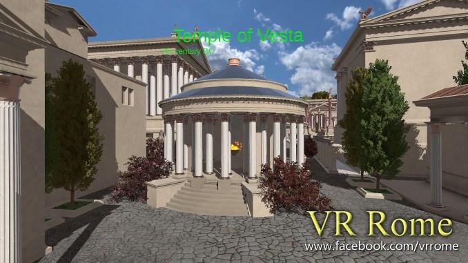VR Rome screenshot 3
