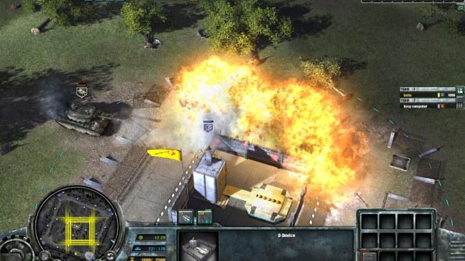 Codename Panzers: Cold War Screenshot 2