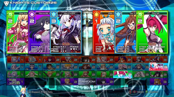 Million Arthur: Arcana Blood Screenshot