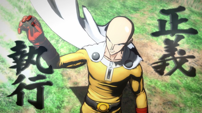 One Punch Man : Hero NObody Knows