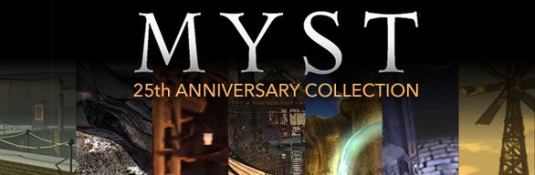Myst 25th poster