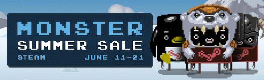 The Steam Monster Summer Sale Day 7