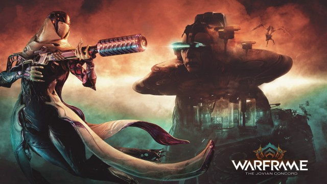 WARFRAME  powerful new The Jovian Concord update  Arrived Today