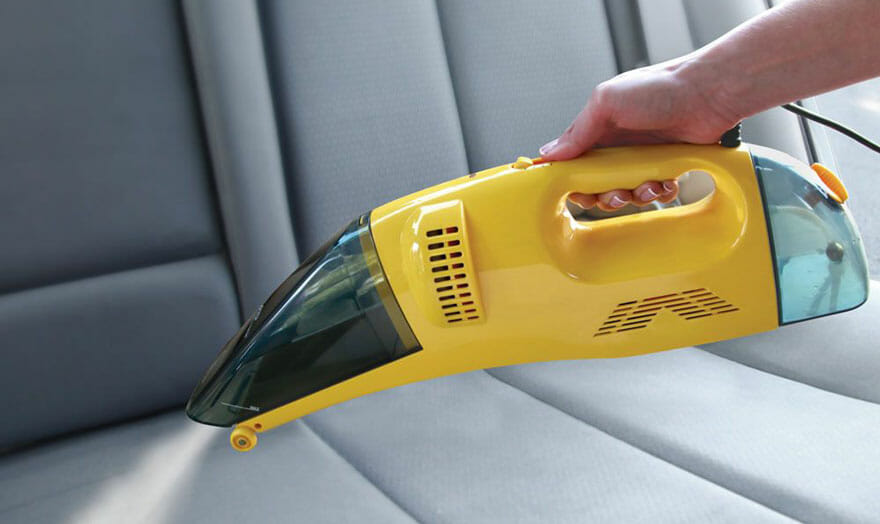 Best Steam Cleaner for Cars 2019: Top Portable Picks for Interior Upholstery & Auto Detailing