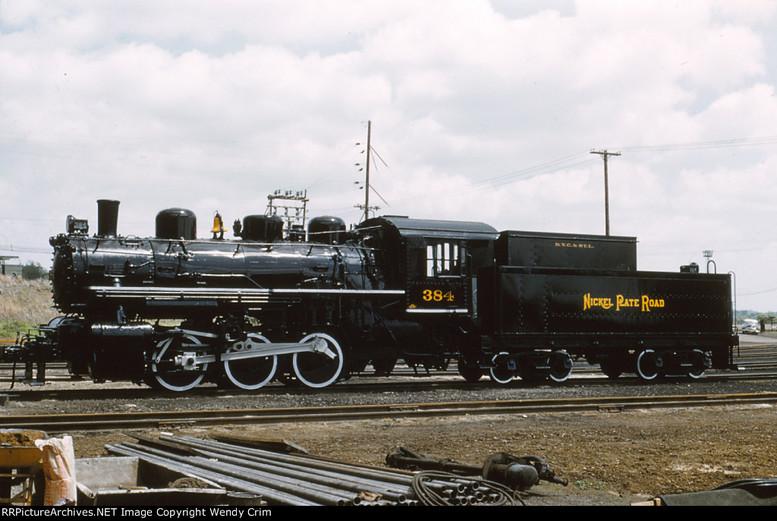 Image result for nickel plate road steam locomotives