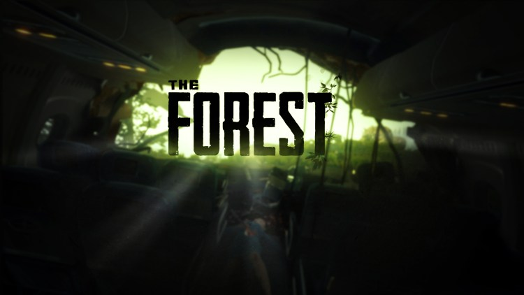 The Forest art