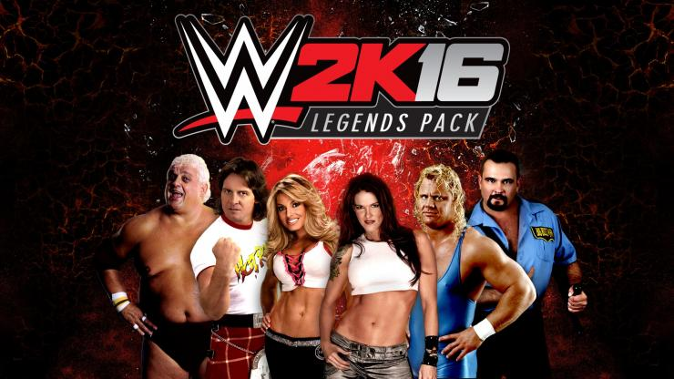 WWE Legend Pack