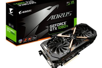 AORUS GeForce GTX 1080 Ti