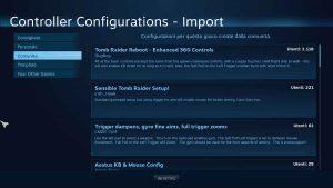 Steam Controller - Community Preset