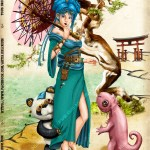 Speanpunk-Girl-in-Japan