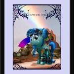 FramedArt-Pony