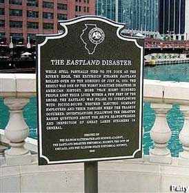 Eastland Plaque