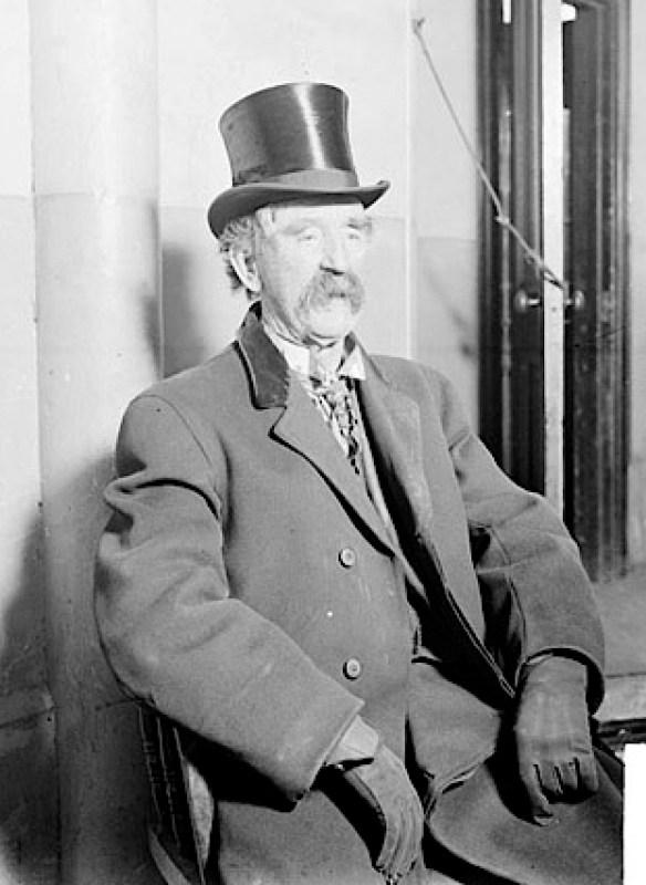 George Wellington -Cap- Streeter