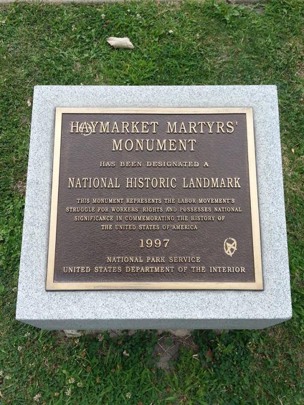 Haymarket Monument