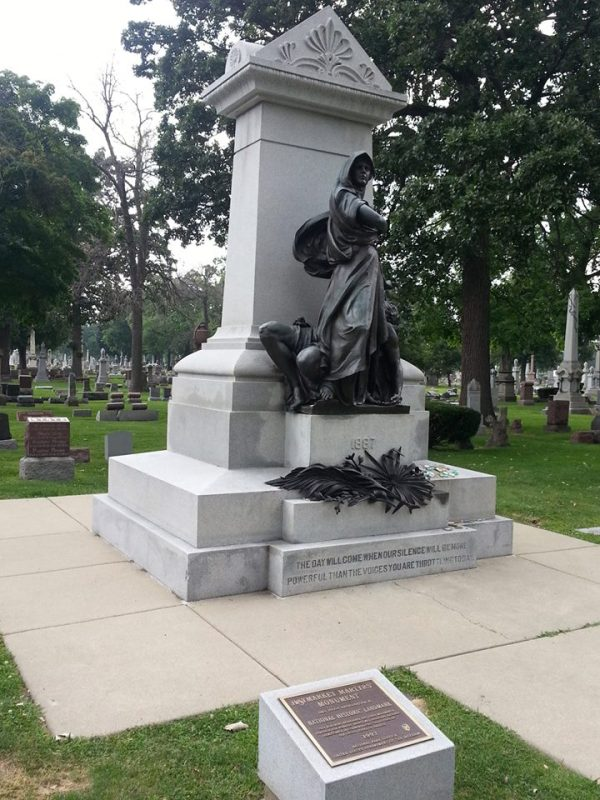 Haymarket statue