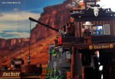 lego wild west, gothic western steampunk cabaret