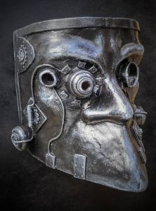 Steampunk Bauta Mask 1