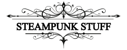 STEAMPUNK STUFF logo 2