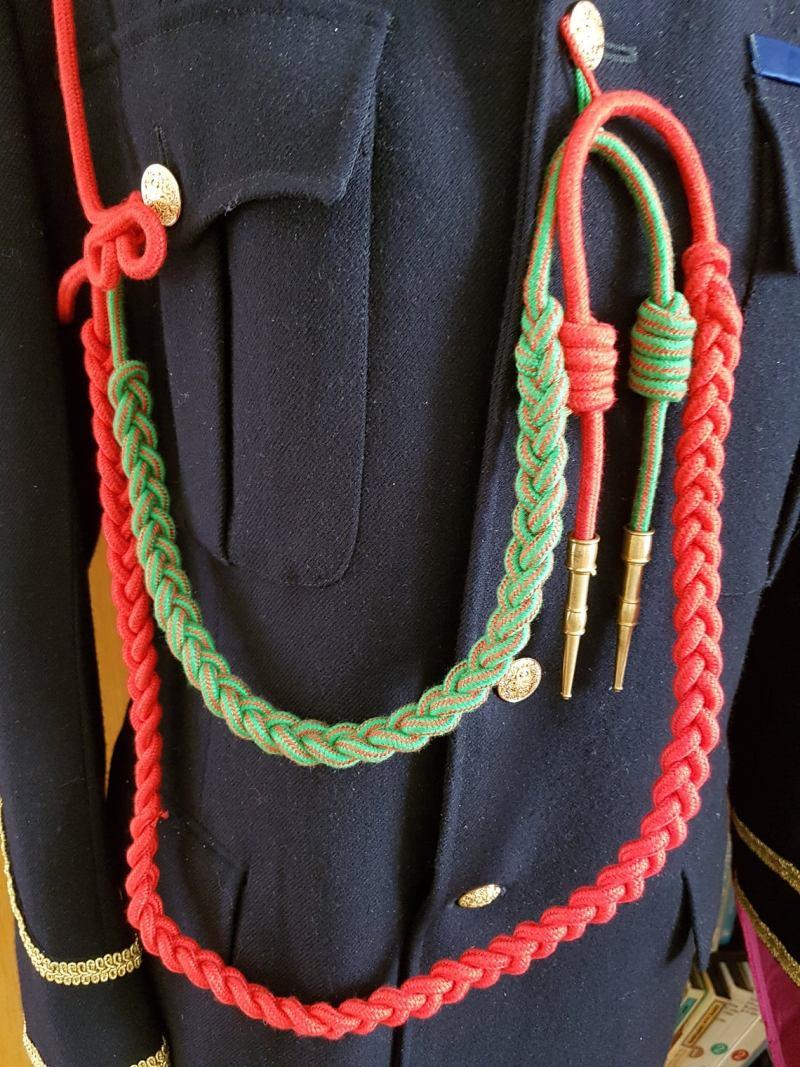 Steampunk Military Aiguillettes for Uniforms