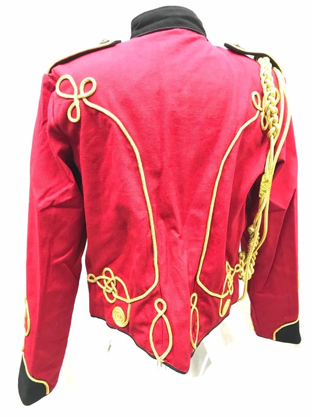 Steampunk Military Army Officers uniform Jacket. 4