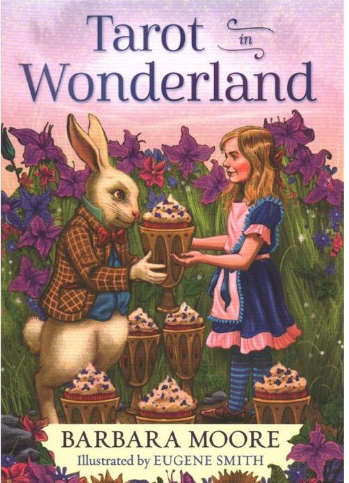 Alice in Wonderland tarot cards set