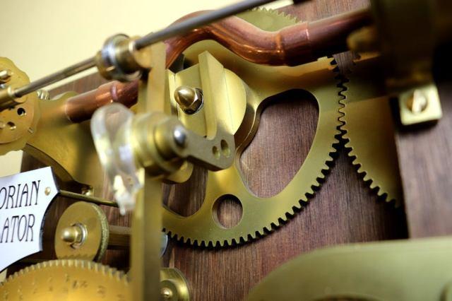 Gregorian Scribulator Date Writing Machine