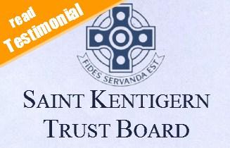 St Kentigern Testimonial