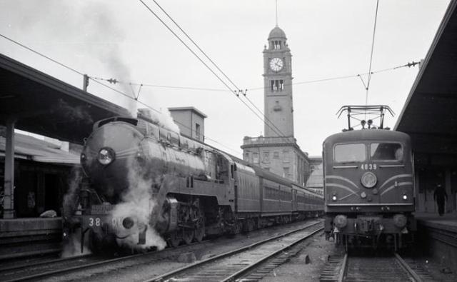 3801 sydney terminal southern highlands express steam loco