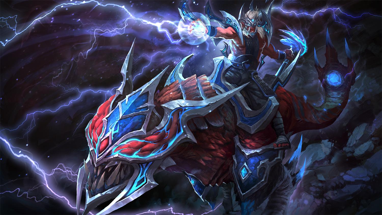 Steam Workshop Thunder Rage