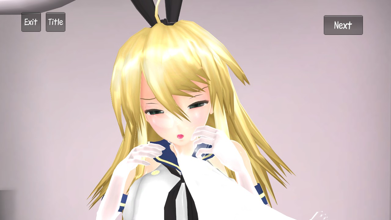 Steam Community :: Screenshot :: ご褒美がウェカピポの妹の旦那だった