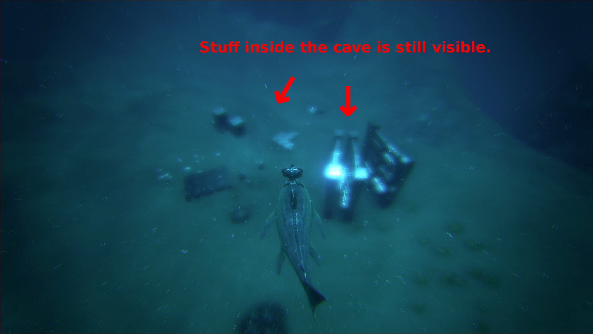 ... ARK Survival Evolved The Center Map Caves Locations Map Coordinates  Animals Resources Artifacts Deep Sea Loot ARK Survival Evolved Guide The  Center Map ...