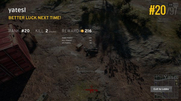 PLAYERUNKNOWNS BATTLEGROUNDS Early Access Thread: This Is ...