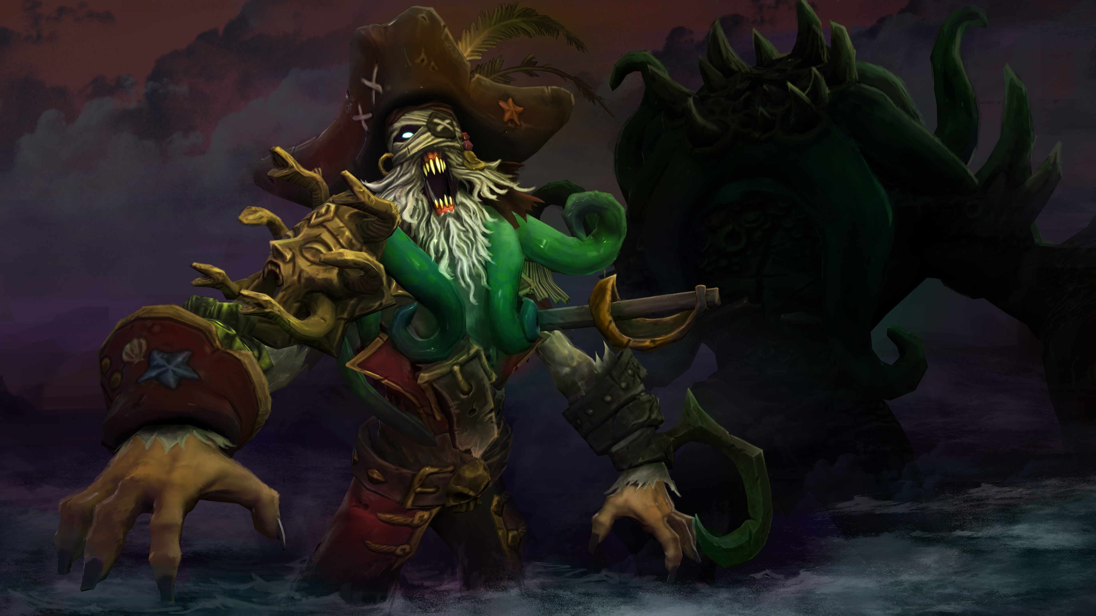 Steam Workshop Davy Jones Set