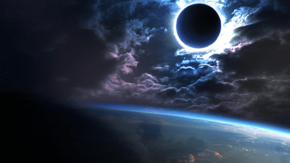 Space   Black Hole Wallpaper Engine Free   Download ...