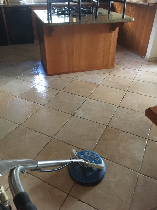 best residential tile cleaning