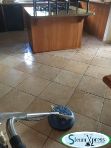 tile steam cleaning