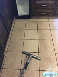 tile steam cleaning and sealing