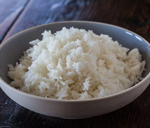 how to cook rice in microwave