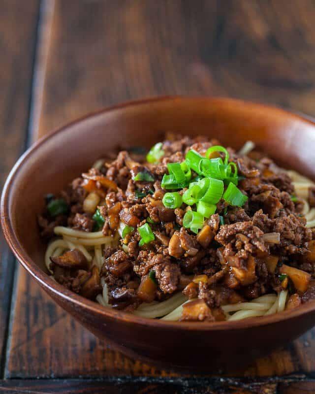 Taiwanese Noodle Recipe