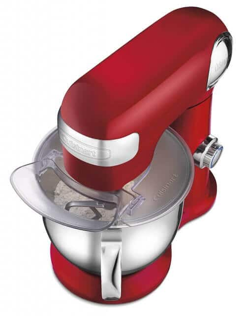 Cuisinart SM 50 55 Quart Stand Mixer Review Amp Giveaway