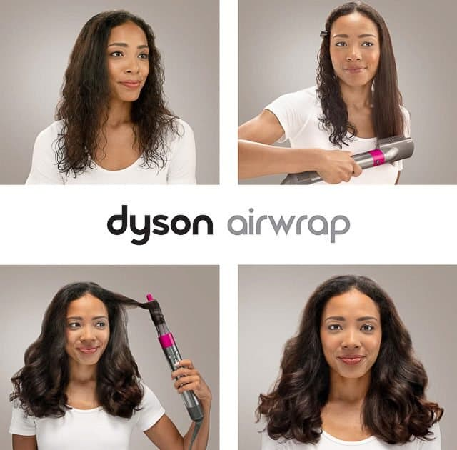 Dyson Airwrap Hair Styler Giveaway Recipes