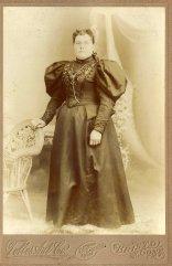 Florence (Boucher) Archambeault wife of John Archambeault