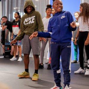 13 Nights- Nike Dance + English at Lancing College