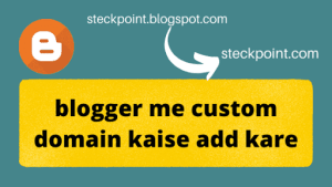 Blogger me Custom Domain Kaise Add Kare : bigrock, Hostgator