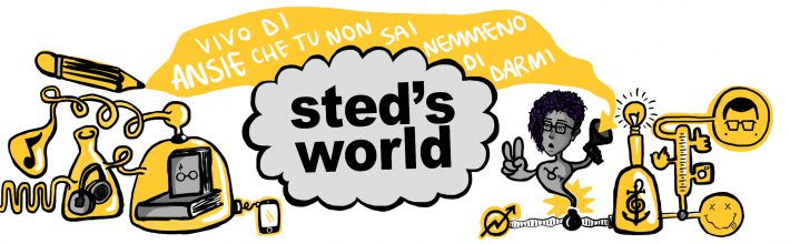 sted's world
