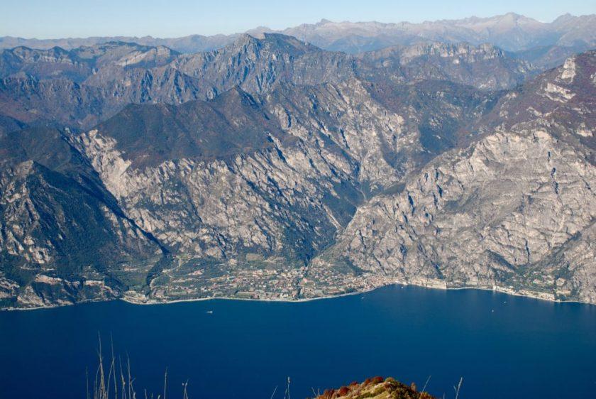Limone sul Garda, Gardasøen, Italien.
