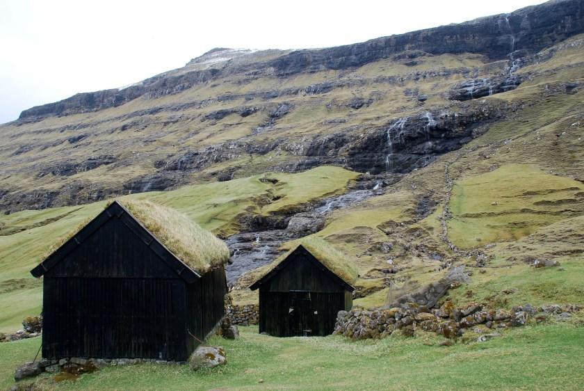 Færøerne i dur og mol, Saksun