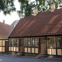 Hans Christian Andersen's Childhood Home