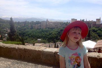 Med udsigt til Alhambra