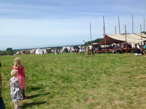 vikingemarked Lindholm Høje